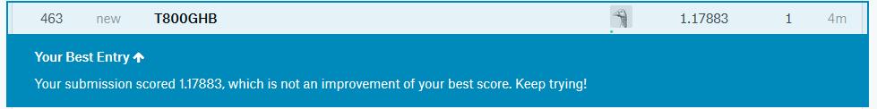 kaggle-result
